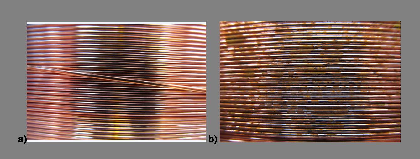 Badania wpływu warunków przechowywania na jakość drutów